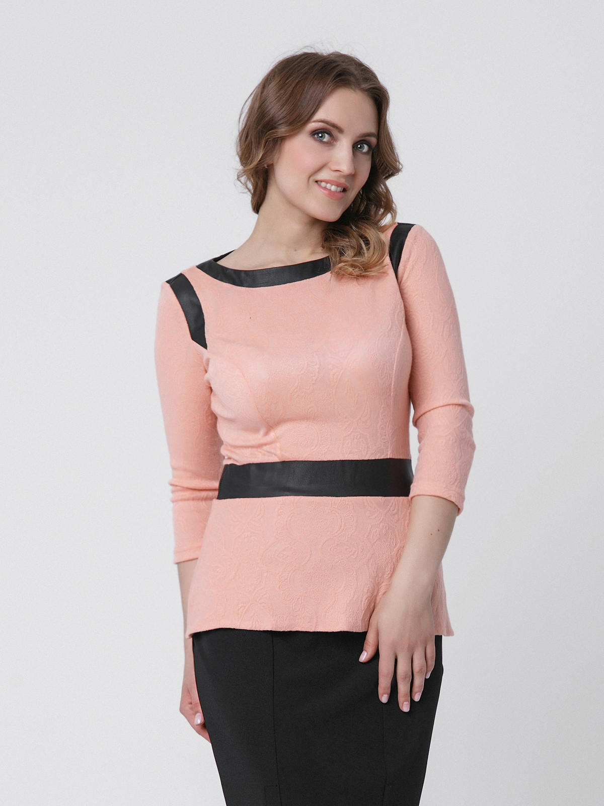 блузка 1351