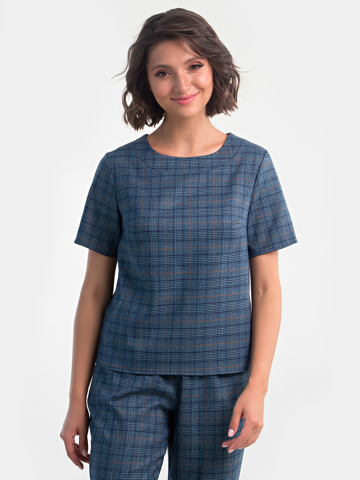 блузка 1584