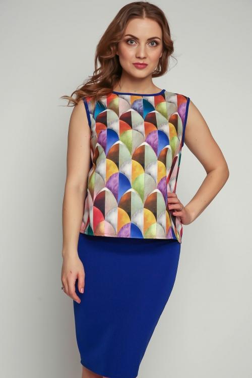 блузка 1215
